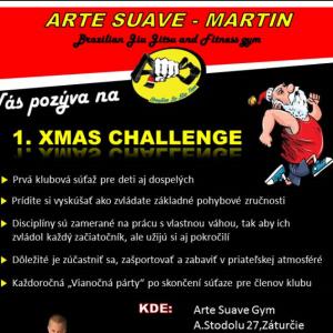 Prvá Vianočná FIT výzva XMAS CHALLENGE!